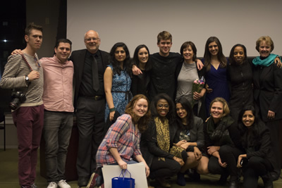 Columbia School of Journalism Documentary, Born Into This, first Joyce A. de Groot Memorial Award recipient