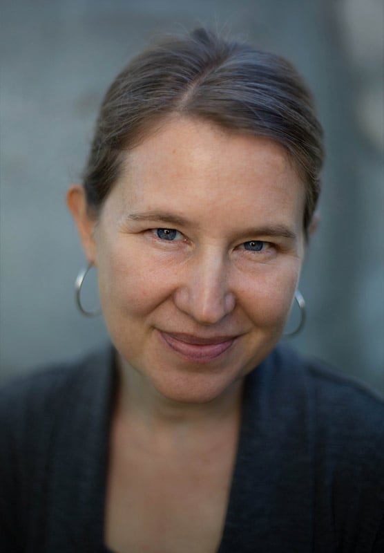 Eula Biss - Current Visiting Fellow